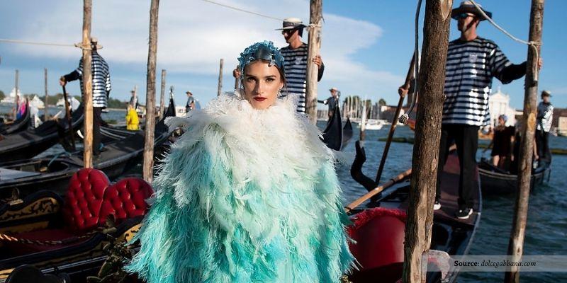 Dolce & Gabbana Gelar Acara Fashion Show Dengan Anak Selebriti Dunia