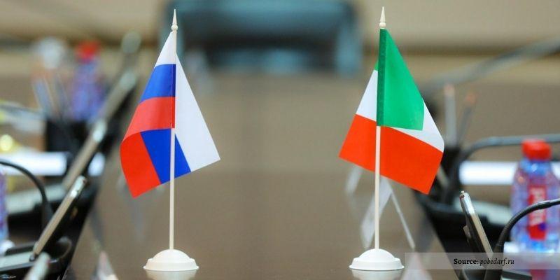 Bahas Afghanistan: Rusia dan Italia Gelar Percakapan Diplomatik