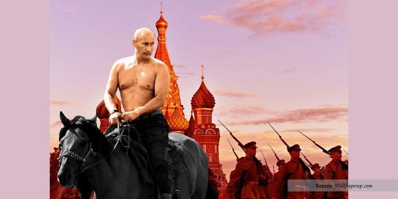 Presiden Vladimir Putin Sosok Pemimpin yang Dominan