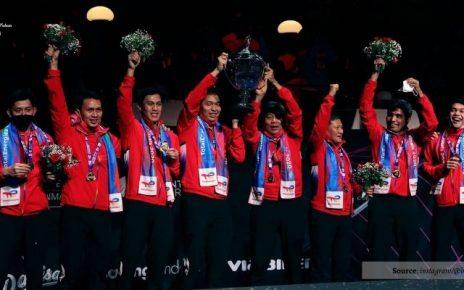 Fakta Dibalik Tidak Berkibarnya Bendera Merah Putih di Final Thomas Cup