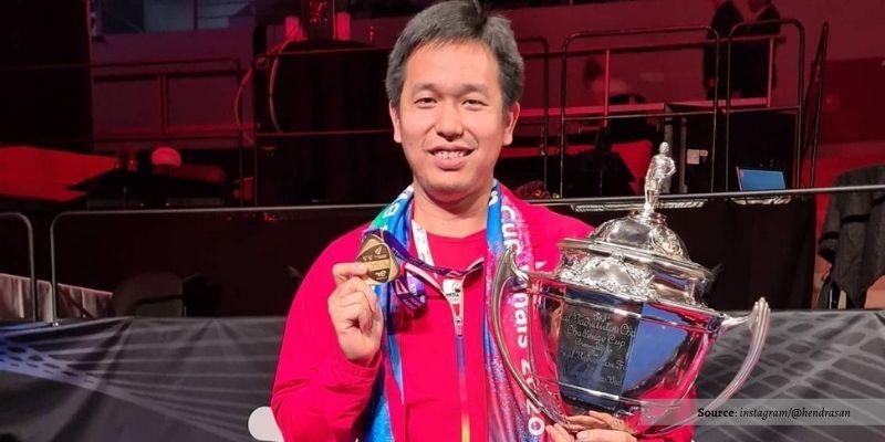 Indonesia Bungkam China Di Thomas Cup, Hingga Terwujudnya Impian Sang Captain!