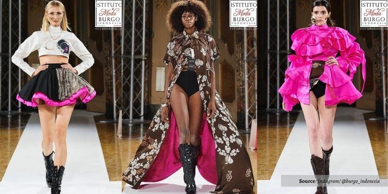 Intip Pesona Batik Durian Khas Lubuklinggau di Milan Fashion Week