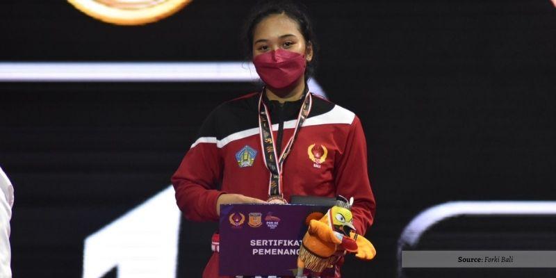 Medali Pertama Untuk Bali di Cabor Karate! Skor Telak 8-0!