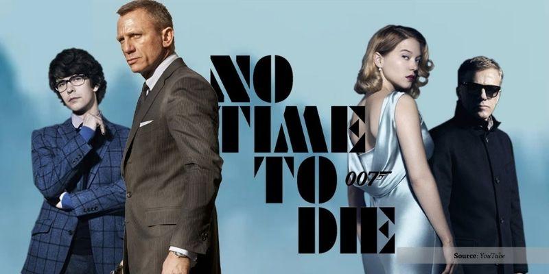 No Time to Die James Bond Pecahkan Rekor Box Office