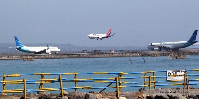 Penerbangan Internasional ke Bali Dibuka Mulai Hari Ini!