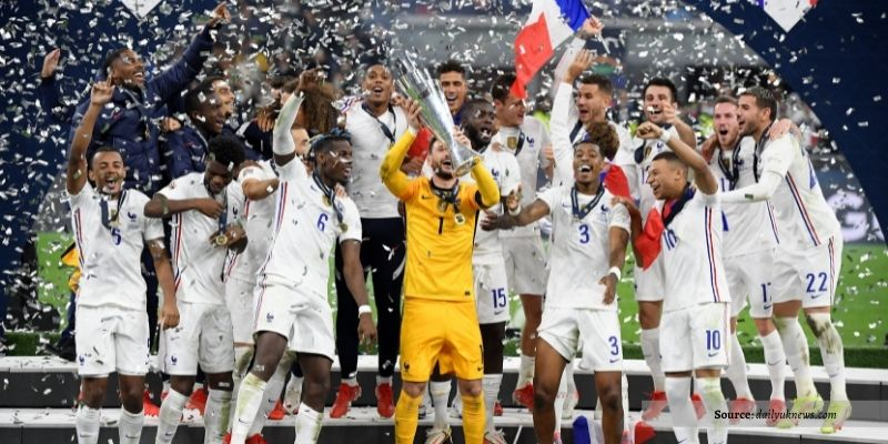 Prancis Jadi Juara UEFA Nations League