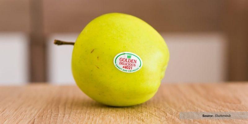 Sering Lihat Tapi Tak Paham Maknanya, Ini Dia Makna Dibalik Stiker Pada buah